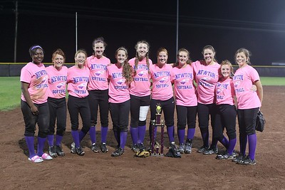 Softball Strikes Out Cancer!