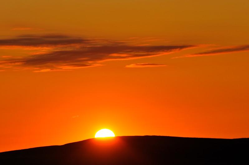 Sun Rise, Akaska, South Dakota