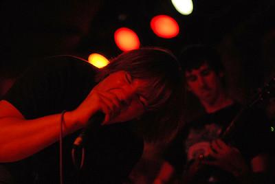 At Peabody's Rock Star Bar