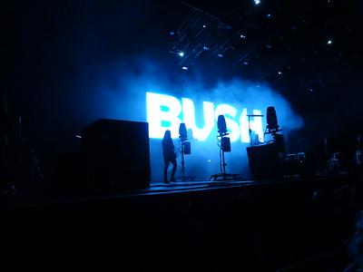BUSH Tampa, FL 8-8-18