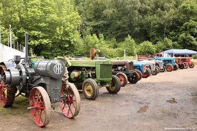 Steam and Vintage Day