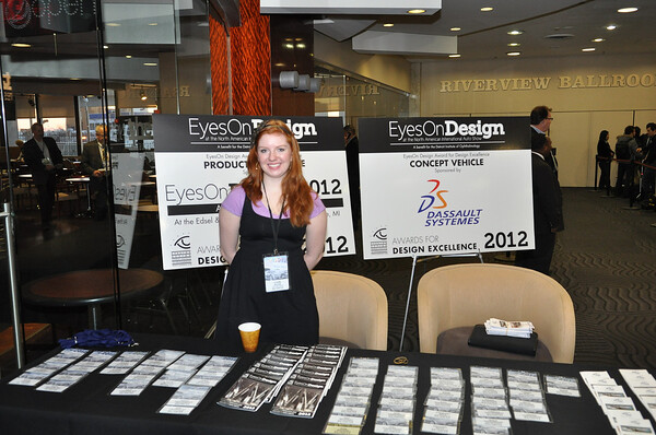 Eyes on Design 2012 Events