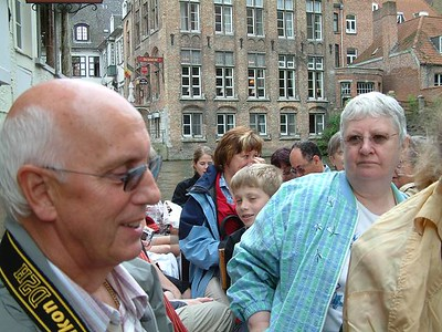 2005 Study Tour to Belgium