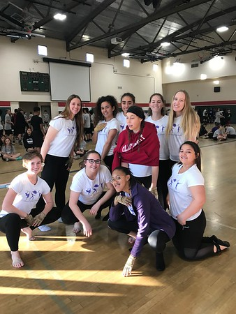 2018-3-19 Winter Guard Recruitment at Rio Norte
