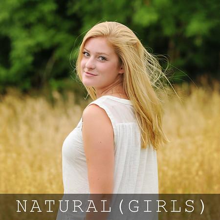 Senior Girls (Natural)
