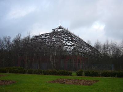 Winter Gardens, Springburn Park, Glasgow