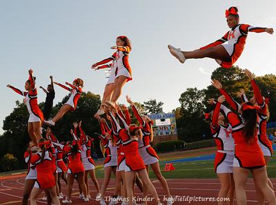 Varsity Cheer at Robinson 9/20/19