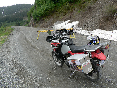 Two Thumpers and a Twin:  North Carolina to Alaska 2008_06_23