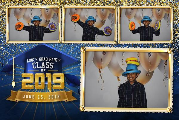 Anik's Grad Party