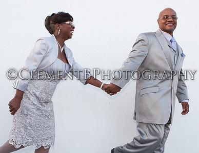 Rodney & Syble Wedding