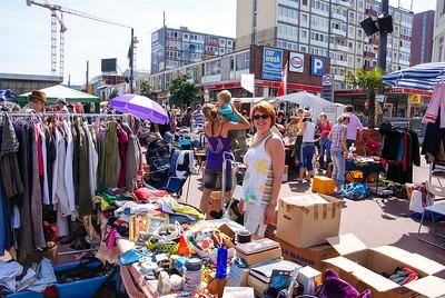 Flohmarkt 2010 Juni