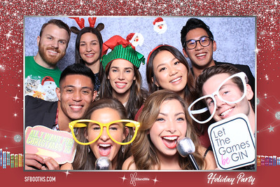 23andMe Holiday Party - December 6, 2019