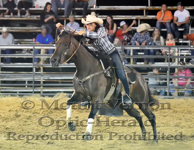 2016 Sr. Barrel Racing Sunday 9/4/2016