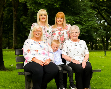 Summer Portrait Shoot - McMullen Family
