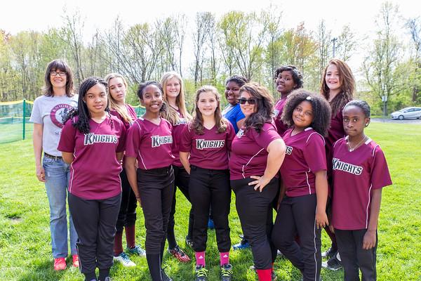 Girls MS Softball