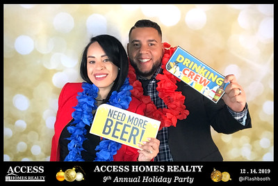 Access Home Realty 9th Annual Holiday Party