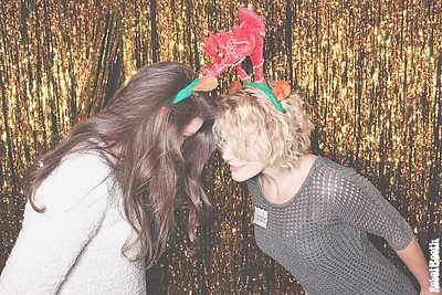 12-14-18 Atlanta Mill Town Music Hall Photo Booth - SMI Christmas Party - Robot Booth