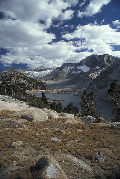 Yosemite Backcountry: First Snow