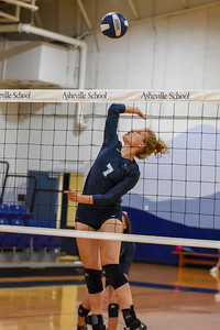Girls Varsity Volleyball vs. Rabun Gap-Nacoochee School