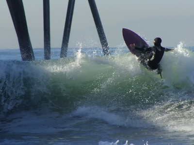 12/15/20 * DAILY SURFING PHOTOS * H.B. PIER