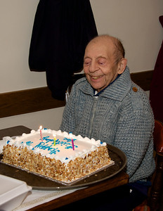 Dad's 96th Birthday Party