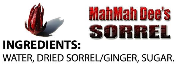 MahMah Dee Sorrel