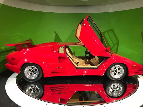 Newport Automobile Museum