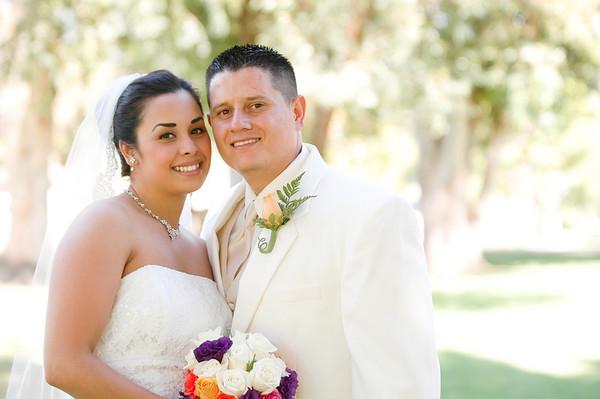 Carlos & Melissa Wedding