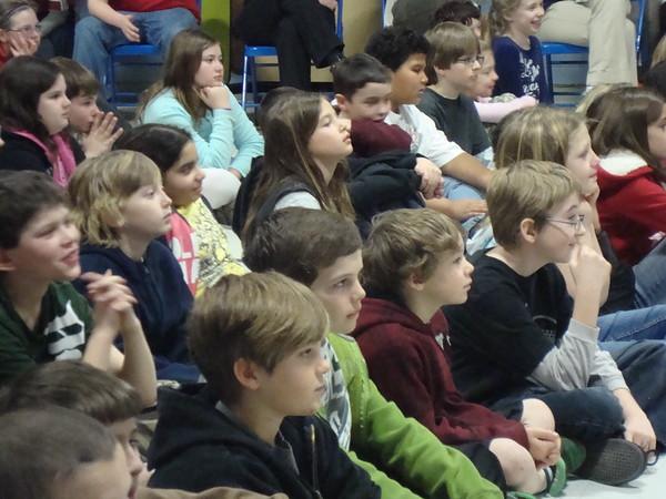 New England Brass visits Pollard School!