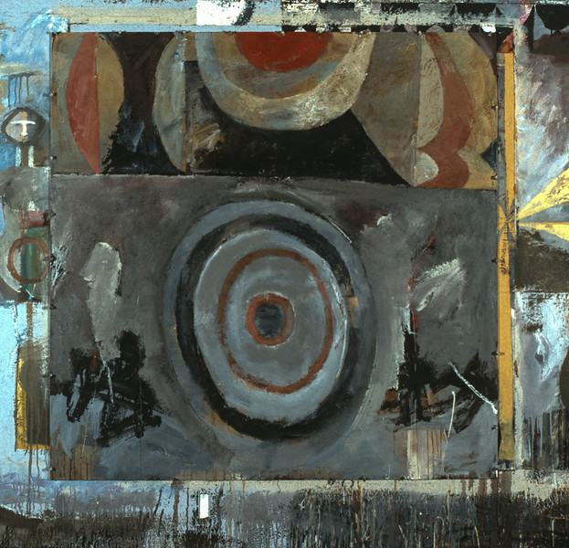 Painted Wall #46 (1998)