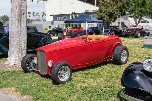 54th LA Roadsters Show in Pomona, CA - June 2018