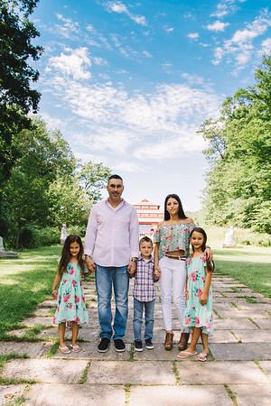 Danielle & Alain Family