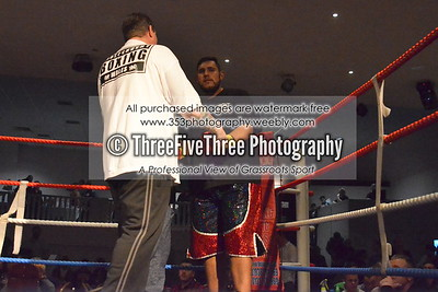 Richie Wyatt - Saturday Fight Fever 15/11/14
