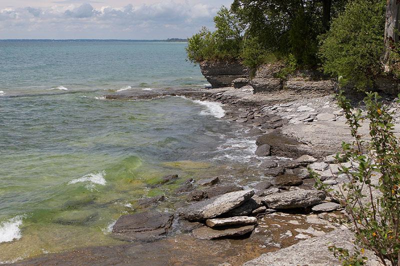 Quite Island - July 2006