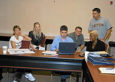 CCCTU Strategic Planning Retreat July 23-24, 2010