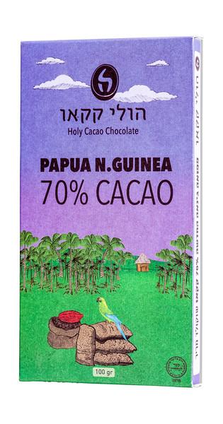 Holy Cacao  Chocolate 70% Papua N.Guinea 100gr.jpg