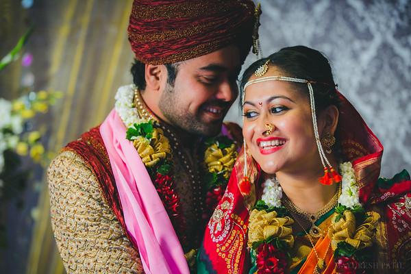 Bhavana and Abhi