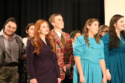 CHS Play Grease 11/20/14