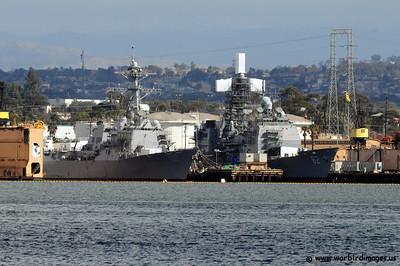 USS Gridley DDG-101
