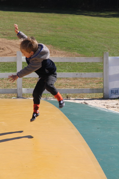 trampoline crazy!