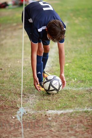 Credo Boys Soccer