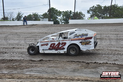 """8/18/18 Grandview Speedway """"Forrest Rogers"""" RAINED OUT"""