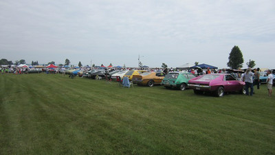 Kenosha 2014 - Homecoming Show on Saturday