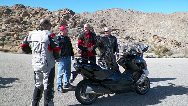 January 8 Borrego ride