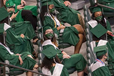 Poteet High School Graduation 2020