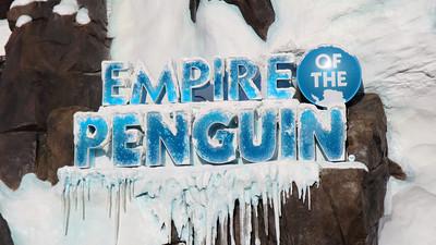 Sea World's Antarctica: Empire of the Penguin Experience 2013