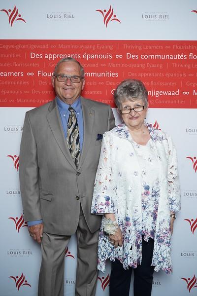Louis Riel School Division Retirement and long term service