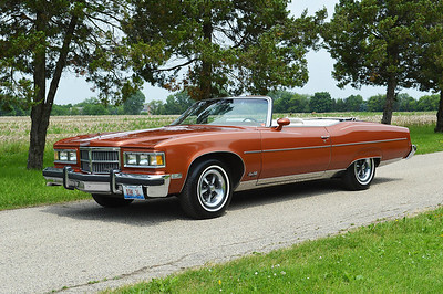 75 Grand Ville Brougham convertible