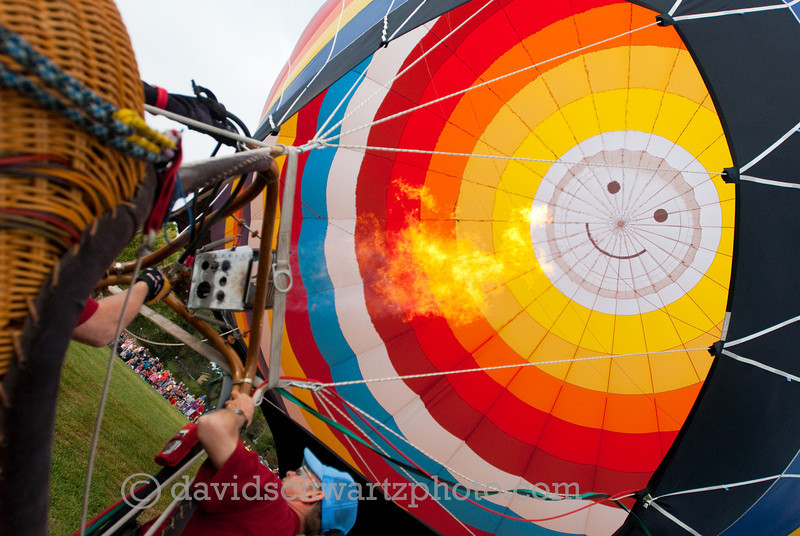 Ravenna Balloon Affair