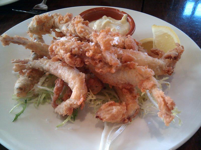 Nopa - Little Fried Fish